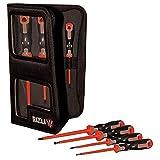 Irazola 7 pc aislado TEKNO + Plus Aislo destornillador con estuche EN60900 1000 V CA - tasadas para