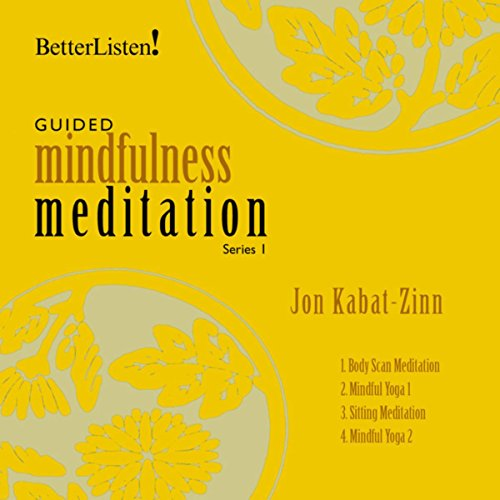 Guided Mindfulness Meditation, Series 1 Audio-serie