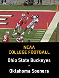 College Football, Ohio State Buckeyes - Oklahoma Sooners, Week 2