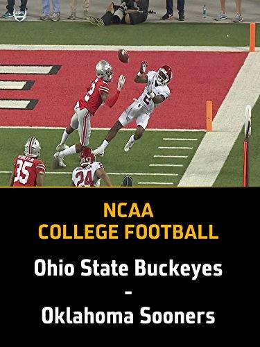 College Football, Ohio State Buckeyes - Oklahoma Sooners, Week 2