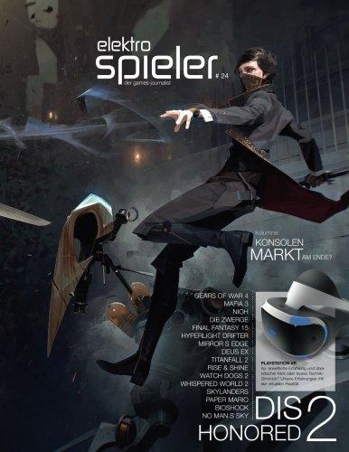 Preisvergleich Produktbild elektrospieler, Ausgabe 24