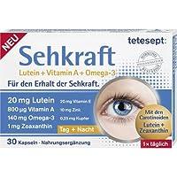 TETESEPT Augen & Sehkraft Kapseln, 30 Stk. preisvergleich bei billige-tabletten.eu
