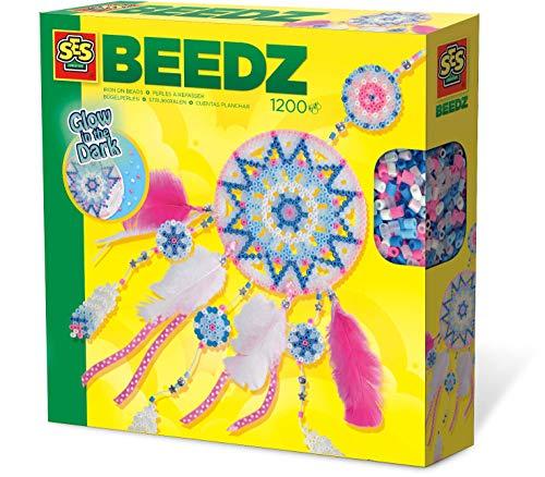 Ses 06252 - Beedz, Acchiappasogni Perline da Stirare