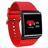 Best Moniteurs cardiaques Samsung - Montre Sport,Podomètre Tracker d'activité,alarme et chronomètre,dormir moniteur,Fitness Tracker,Fréquence Review