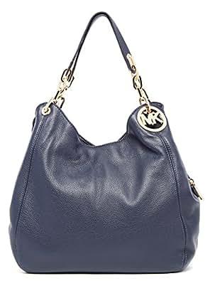 MICHAEL KORS Fulton Tasche One Size dunkelblau