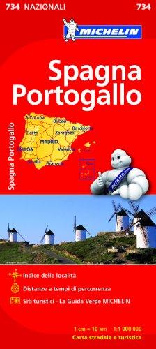 Spagna Portogallo 1:1.000.000