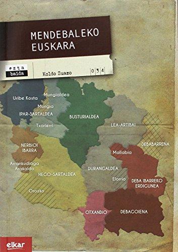 Mendebaleko euskara