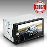 #5: Maxal Car Double Din HD Touch Screen USB/MP5 Player/Bluetooth