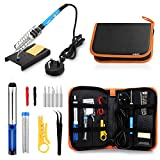Best Tools & More Soldering Iron Tips - Soldering Iron, Anbes Soldering Iron Kit 60W Adjustable Review