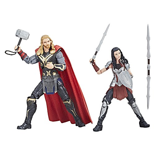 Hasbro Marvel Studios: The First Ten years Thor: The Dark World Thor and ()