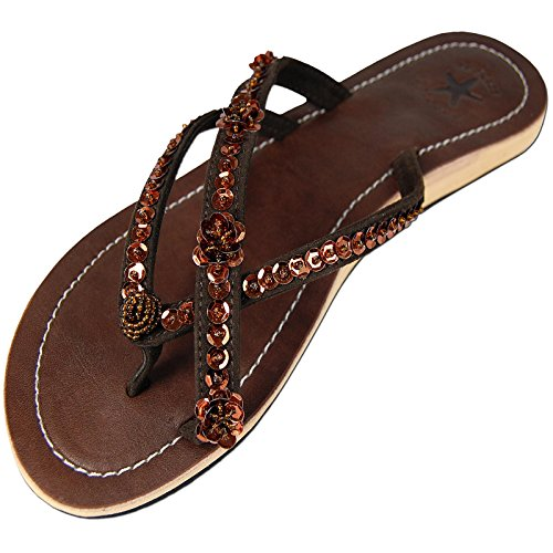 seestern-damen-echtleder-zehentrenner-zehensandale-zehensteg-sandalen-ingr36-44-braun-eur-40
