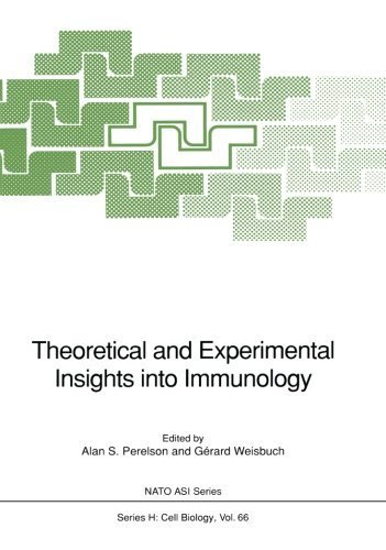 Theoretical and Experimental Insights into Immunology (Nato ASI Subseries H:) (2012-07-31) par unknown