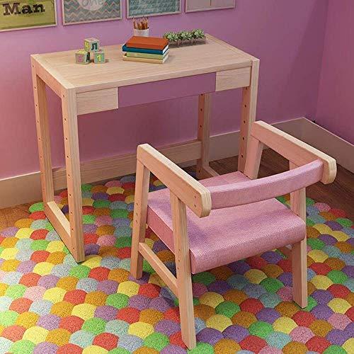 XP Mesa ajustable en altura Escritorio para niños con silla Escritorio ergonómico...