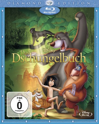 Das Dschungelbuch (Diamond Edition) [Blu-ray] -