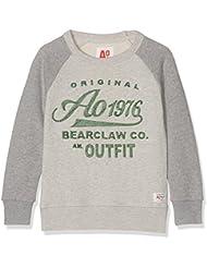 Unbekannt Jungen Sweatshirt C-Neck Sweater Outfit