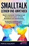 Smalltalk lernen und anwenden: Durch emotionale Intelligenz und Menschenkenntnis zu mehr Beliebtheit und Anerkennung + praxisnahes ... für Anfänger, Band 2)