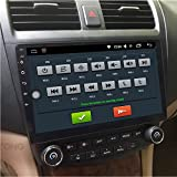 E-TONG 10.1 inch Android 5.1 Quad Core Car DVD Radio Player GPS Navigation Tourist Suppot Rear Camera OBD Bluetooth 3G WIFI DVR Mirror Link for Honda Accord 7 2003 2004 2005 2006 2007