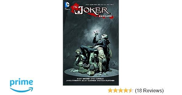 Joker: Endgame HC: Amazon co uk: James Tynion IV, Dustin