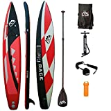 AQUA MARINA, RACE, Paddle Board-SET`s, SUP, 330x75x15 cm