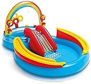 حوض سباحة وألعاب مع قوس قزح انتكس 57453 - لعمر 3 سنوات وما فوق