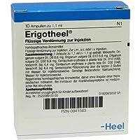 ERIGOTHEEL Ampullen 10 St preisvergleich bei billige-tabletten.eu