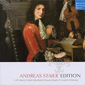 Andreas Staier Edition