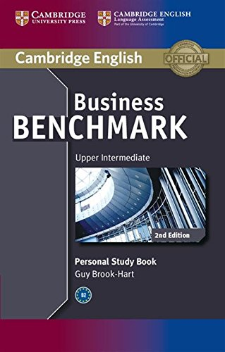 Business Benchmark 2nd Upper Intermediate BULATS and Business Vantage Personal Study Book (Cambridge English)