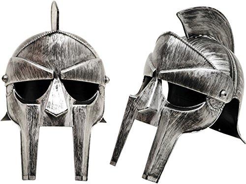 viving Kostüme viving costumes203586Griechischen Helm (57cm, One -