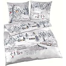 Suchergebnis Auf Amazonde Für Bettwäsche Winterlandschaft