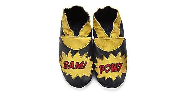 0d6157c778fcb Didoodam - Chaussons bébé - Explosion de joie  Amazon.fr  Chaussures et Sacs