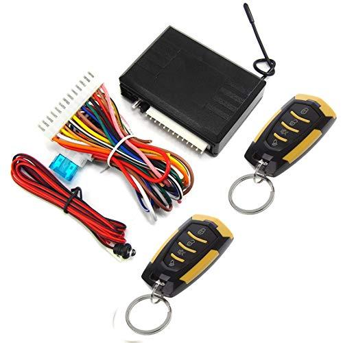 Nowakk-M616-8182-Dispositivo-di-Allarme-per-Blocco-Centrale-con-Telecomando-per-Auto-con-Sistema-Motore