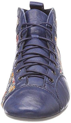 90 Bleu capri 282288 capri Pensare Desert Kombi Guad Guad Femme Femme 282288 Desert kombi Bleu Think 90 Boots Boots xwY0HUwq