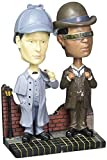 Star Trek TNG Wackelkopf-Figuren Doppelpack Sherlock Holmes Convention Exclusive 18 cm