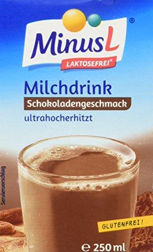 MinusL  Omira Schokomilch, 9er Pack (9 x 250 ml)