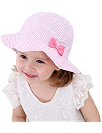 Gifts Treat Cappello Estivo da Sole per Bambina 0e6c744be825