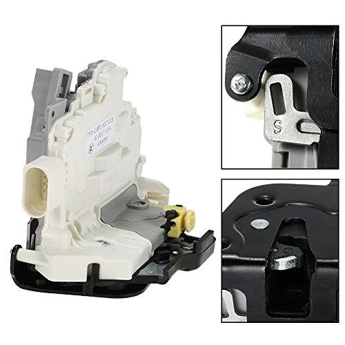 Preisvergleich Produktbild KKmoon OE 4F1837015 Vorne Links Türschloss Verriegelungsaktuator für Audi a3 a6 s6 c6 a8 r8 Neu