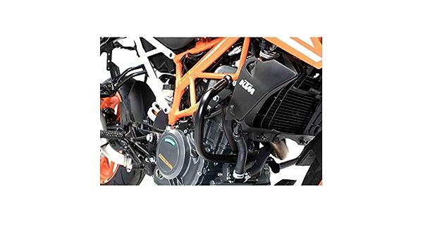 Sw Motech Sturzbügel Schwarz Für Ktm 390 Duke 13 Auto