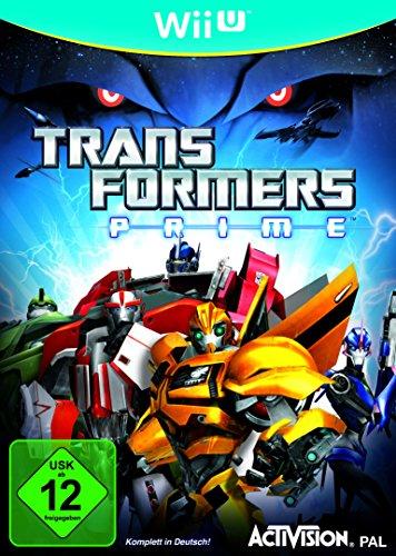 Transformers Prime - Das Spiel - [Wii U] (Wii U-transformers)