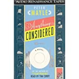 Anything Considered: A Novel by Peter Mayle (1996-06-15)