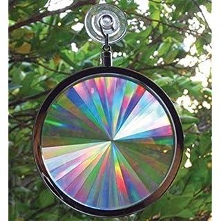 Suncatcher - Rainbow Axicon Window Sun Catcher - These Suncatcher are Great for Feng Shui by Rainbow Symphony Inc.