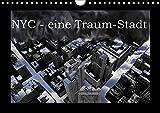 NYC - eine Traum-Stadt (Wandkalender 2017 DIN A4 quer): Eine Bilderserie über New-York-City, in welcher Schwarz-Weiss-Aufnahmen mit ... (Monatskalender, 14 Seiten ) (CALVENDO Orte)