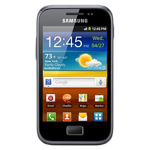 Samsung Galaxy Ace Plus GT-S7500 (Dark Blue)
