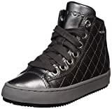 Geox Girls' J Kalispera F Hi-Top Trainers