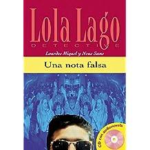 Lola Lago, Detective: Una Nota Falsa (Ele- Lecturas Gradu.Adultos)