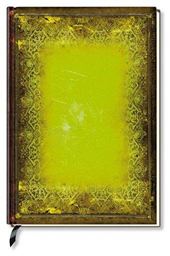 Notizbuch - liniert - Smaragd Book