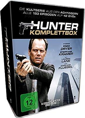 Hunter: Gnadenlose Jagd - Staffel 1-7 - Komplettbox [42 DVDs]