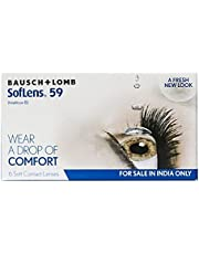 Up to 70% off on Contact Lenses
