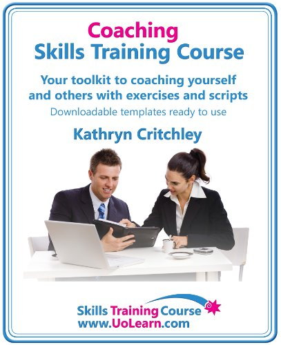 PDF Descargar Coaching Skills Training Course - Business and Life Coaching Techniques for Improving Performance Using NLP and Goal Setting