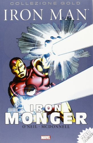Iron Monger. Iron Man
