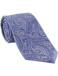 Bold Paisley Silk Tie